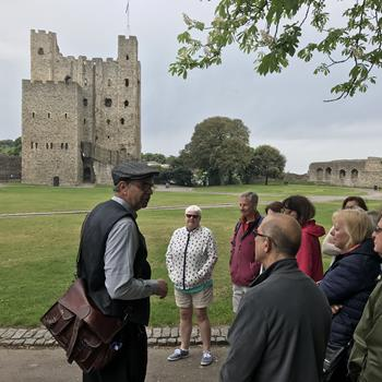 Guided Walking Tour