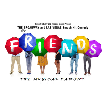 Friends Musical Parody poster